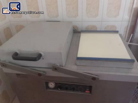 Sellador de vacío industrial Selovac