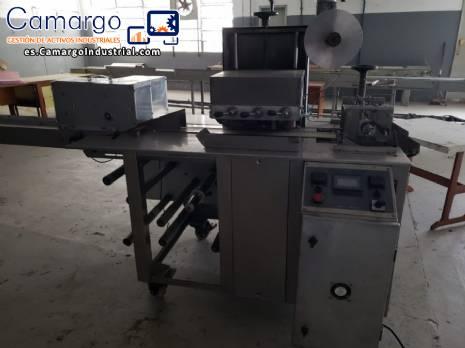 Envasado flow-pack con sistema invertido y film termorretráctil