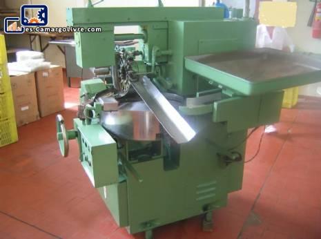 máquina de embalaje Nagema