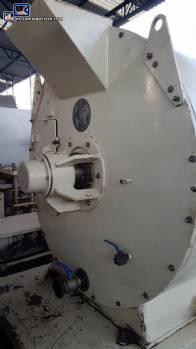 Máquina de refinación de chocolate 3 toneladas Low & Duff