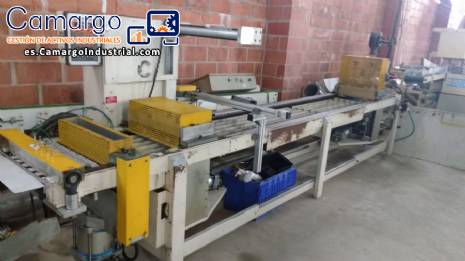 Blister packer Selovac