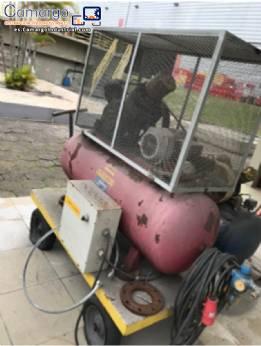 Compresor de aire industrial Wayne