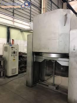 Horno eléctrico 900 °C Gardelin