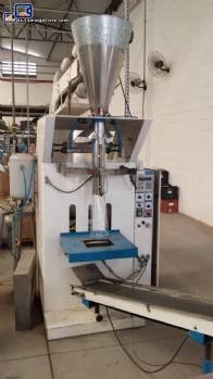Vertical volumetric packing machine Raumak