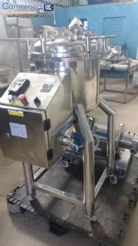 Reactor a presión para la fabricación de hormonas Meteor
